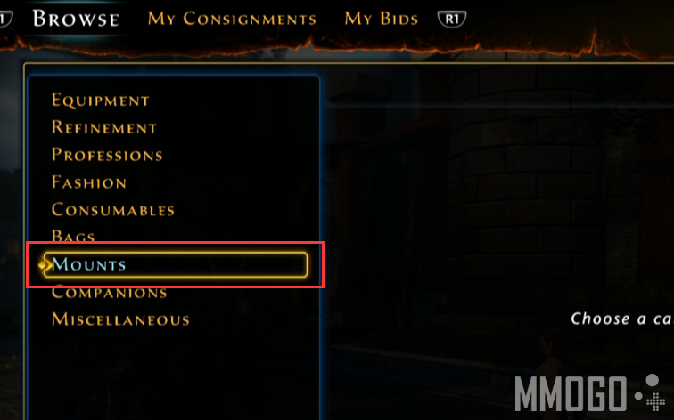 How to get neverwinter horse?