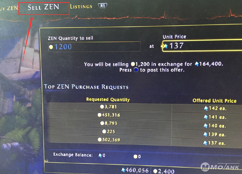 How To Exchange Nw Ps4 Zen To Astral Diamonds