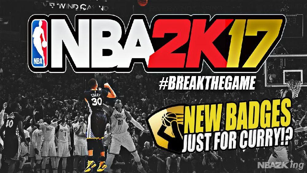 How to unlock each badge in NBA 2k17?