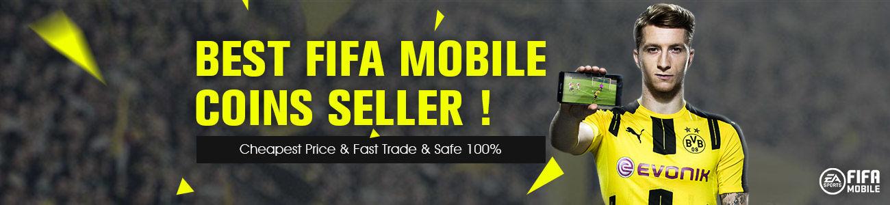 Best FIFA Mobile Coins Seller