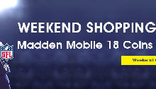 Madden Mobile Weekend Shopping Carnival
