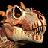 Warpainted Tyrannosaur