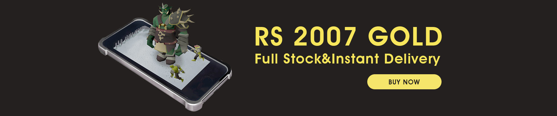 RS 2007 Gold Full Stock & Instant Delivery