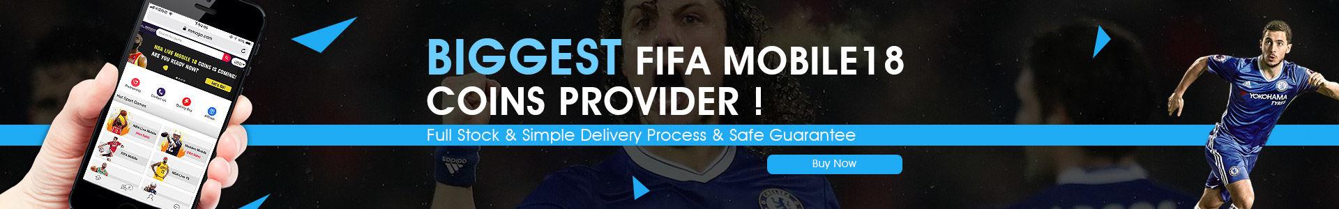 Biggest FIFA Mobile