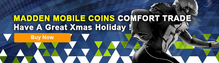 MADDEN MOBILE COINS COMFORT TRADE