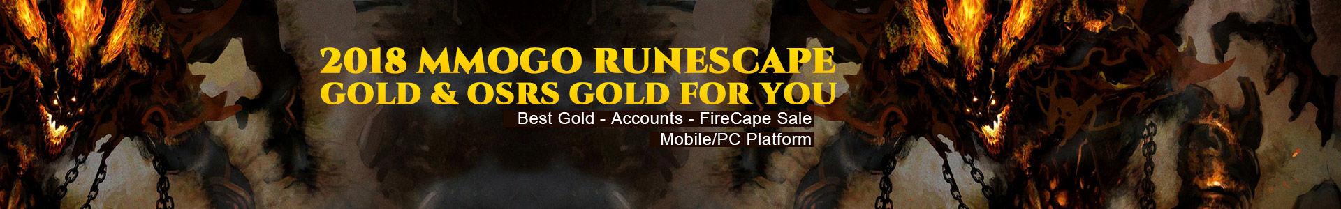 2018 MMOGO RuneScape