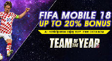 FIFA Mobile TOTY 20% Bonus