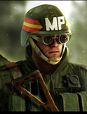 THERMITE MILITARY POLICE SET
