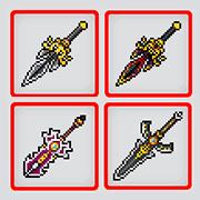 Random Mythic Level 0 Spear