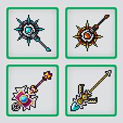 Random Legendary Level 25 Staff