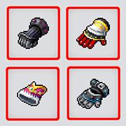 Random Mythic Level 0 Warrior Gloves