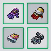 Random Legendary Level 25 Thief Gloves