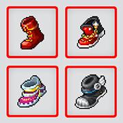 Random Mythic Level 0 Pirate Shoes