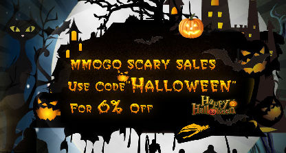 ​MMOGO Halloween Scary Sales