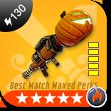 Best Match 130 Jack-O-Launcher(Fire)