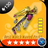 Best Match 130 Heartbreaker(Energy)