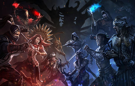 Path Of Exile Is Coming To PS4