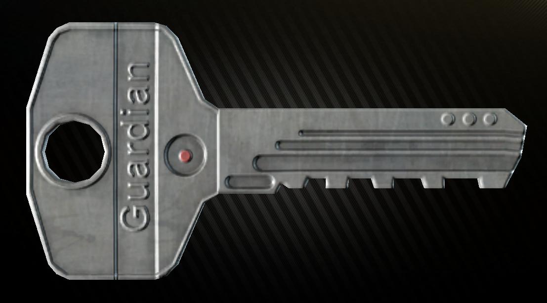 Key to OLI cash register