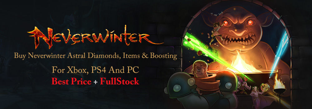 Buy Neverwinter Astral Diamonds, Items & Boosting