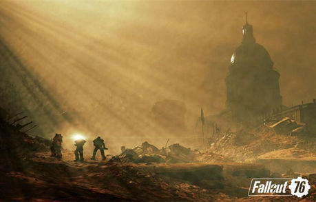 Fallout 76 patch 11 released, but caught in chaos