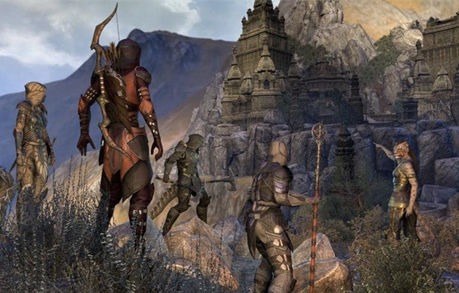 Steps to link your Steam account to your ESO account