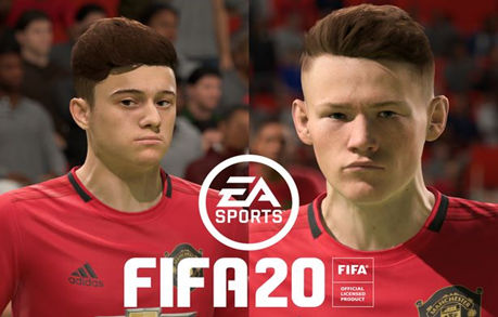 FIFA 20 preemptive experience and web application page