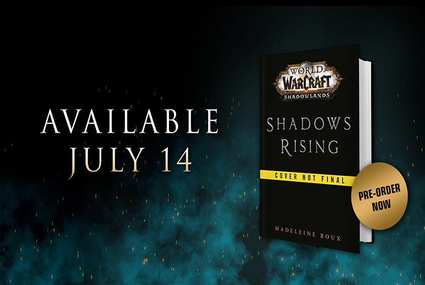 Shadows Rising is available for pre-order now