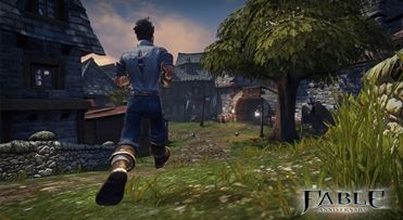 'Fable': an exponent of the RPG genre