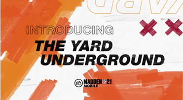 Madden NFL 21's big new mode is backyard football