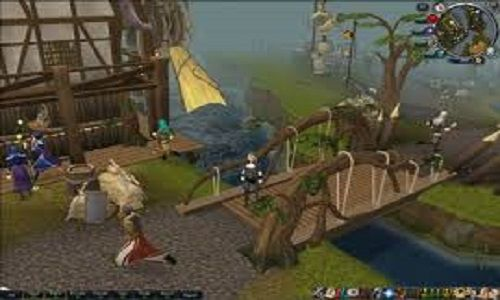 Discovering Runescape Gold: Virtual Gold in Gaming?