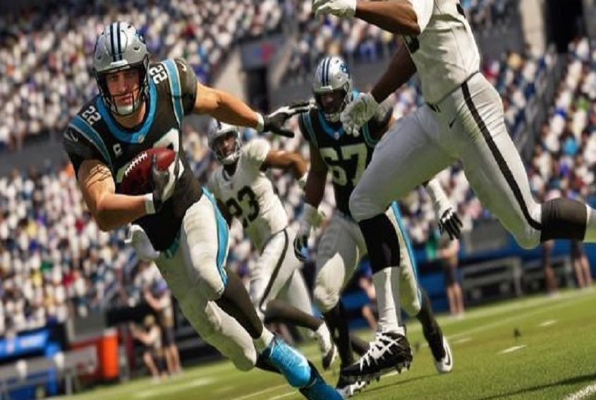 See the differences between different generations of consoles in Madden NFL 21